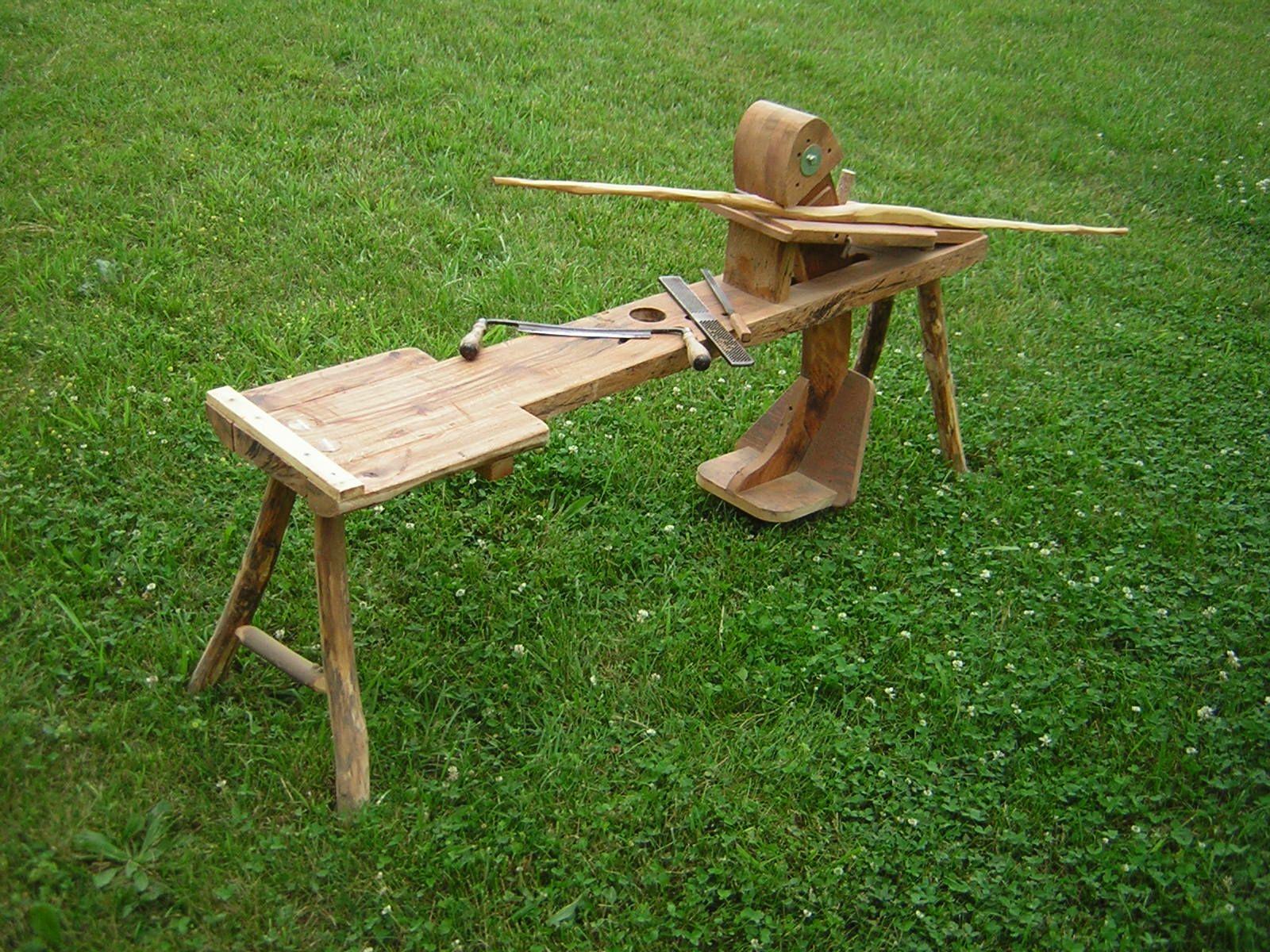 Shaving Horse – Preindustrial Craftsmanship