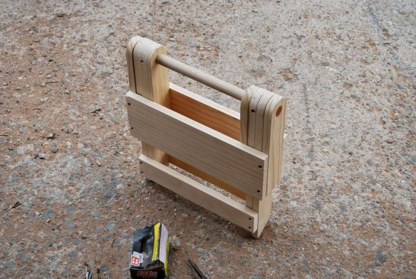 simple folding step stool plans