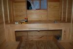 Upper bunk coming together