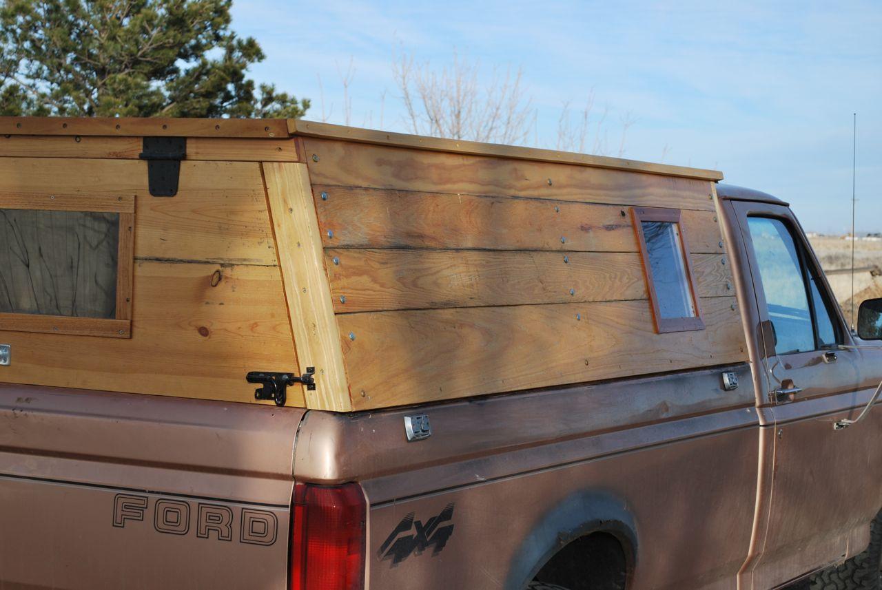 Diy Wood Truck Topper Joy Studio Design Gallery Best