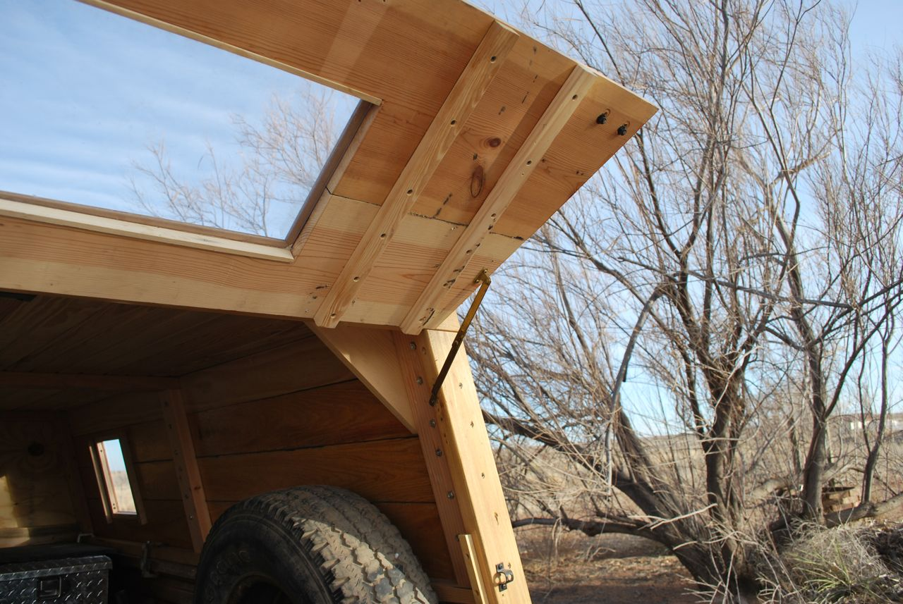 Homemade Truck Topper Plans - Viewing Gallery