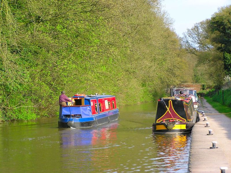 wooden narrow boat plans