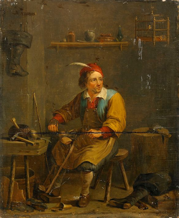 the-shoemaker_follower-of-david-teniers-ii_1800