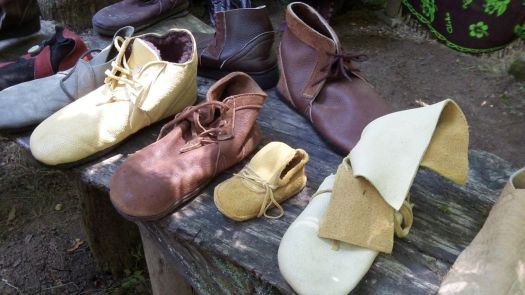 Turnshoes at the OCF.