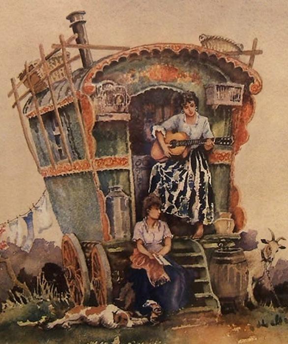 Turkey wants BGSU's ancient mosaics back - The Archaeology ...  |Ancient Gypsies