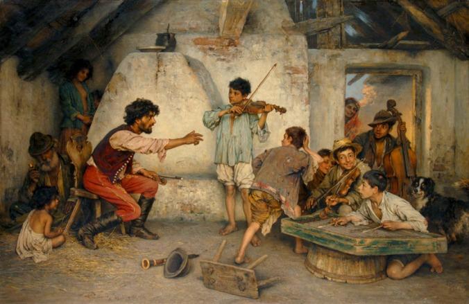 Gypsy Music School