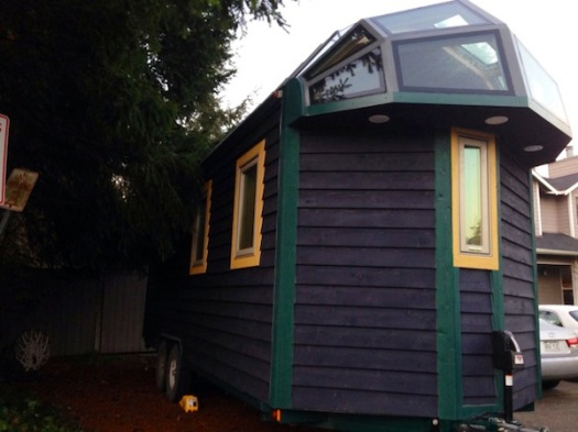 Click the exterior image to see the great little write-up on Tiny House Talk.