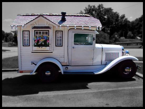 White House Car Preindustrial Craftsmanship