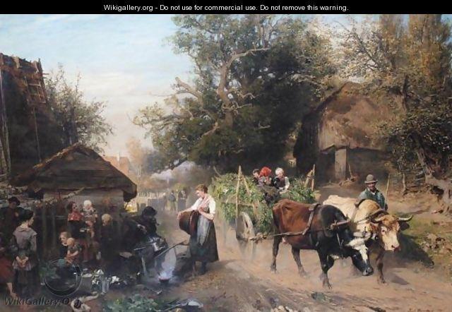 Paul Friedrich Meyerheim, second half 19th century.