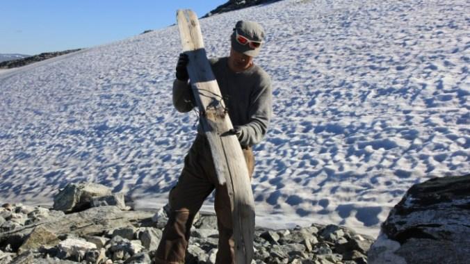 Viking Age Ski Norway