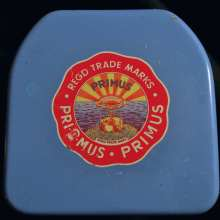 The Primus seal. Oddly enough, it's an Optimus stove but the companies merged.