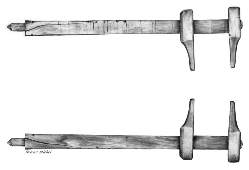 archeological illustration