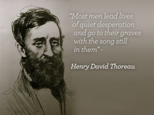 Henry David Thoreau; Artist unknown; No date