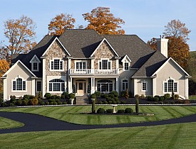 Filling a McMansion with junk is not a road to happiness. It's the road to enslavement.
