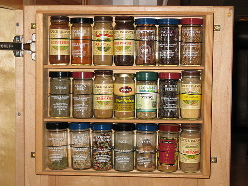 Spice Rack Inside Kitchen Cabinet Door Paleotool 39 S Weblog