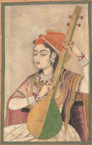 640px-A_Lady_Playing_the_Tanpura,_ca._1735