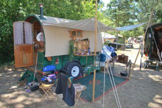 Mick's wagon.