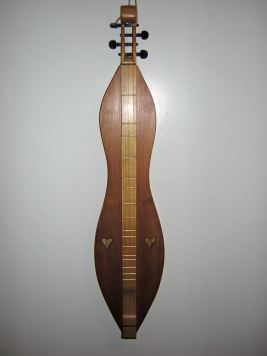 Mountain dulcimer.