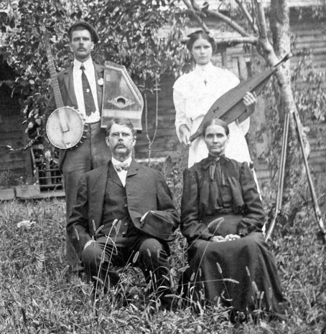 American music family.