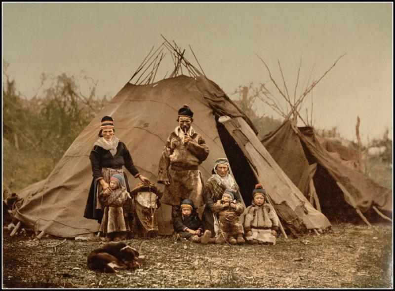Saami-Family
