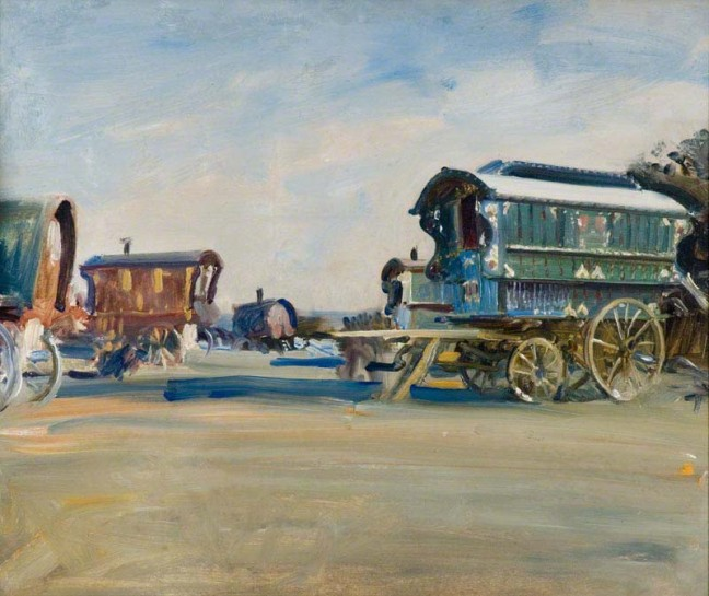 Copyright The Munnings Collection at The Sir Alfred Munnings Art Museum / Supplied by The Public Catalogue Foundation