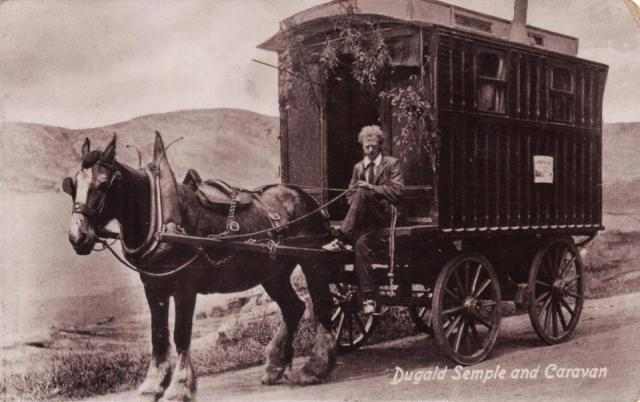 Dugald Semple, an early twentieth century seeker looking for a simple and righteous lifestyle