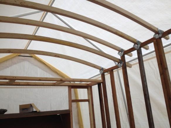 roof-beams-installing