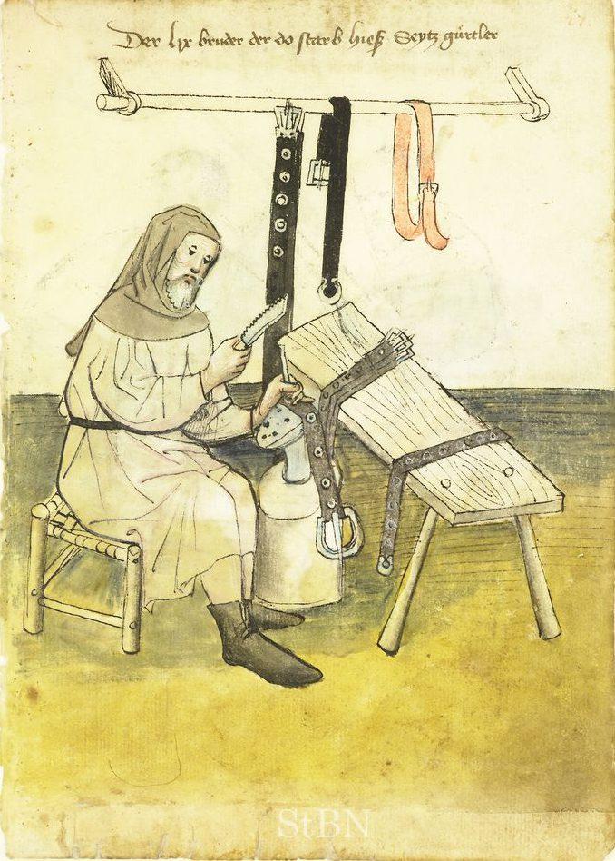 1425c - Mendel Housebook I, Fol 27v