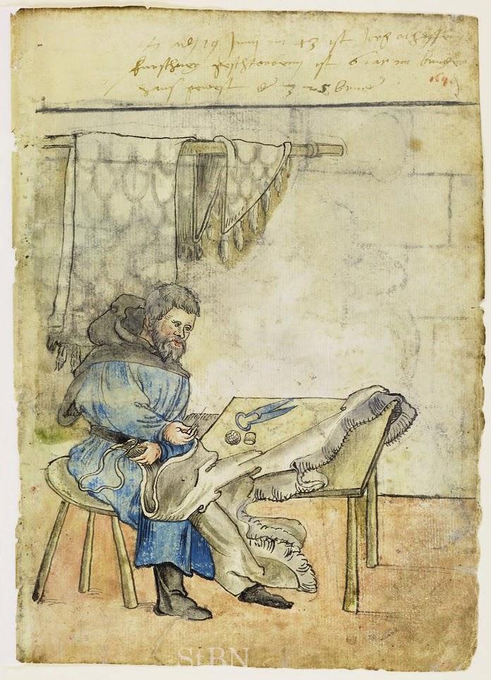 furrier thong cutter