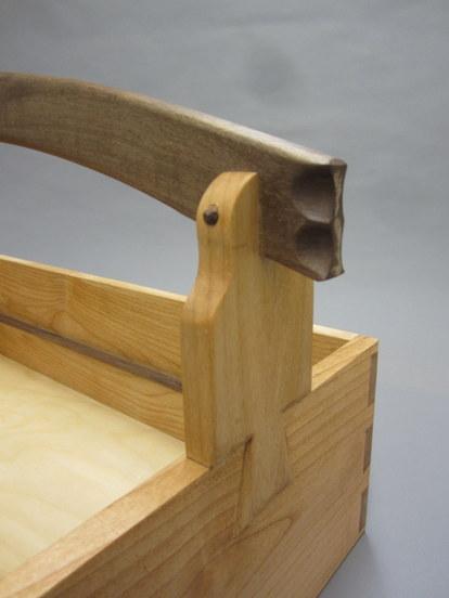Tool box detail