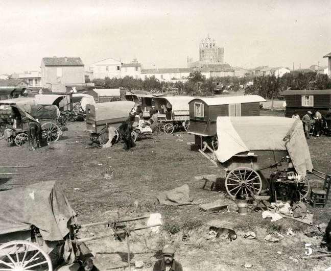 Gypsies France 1930s-1960s